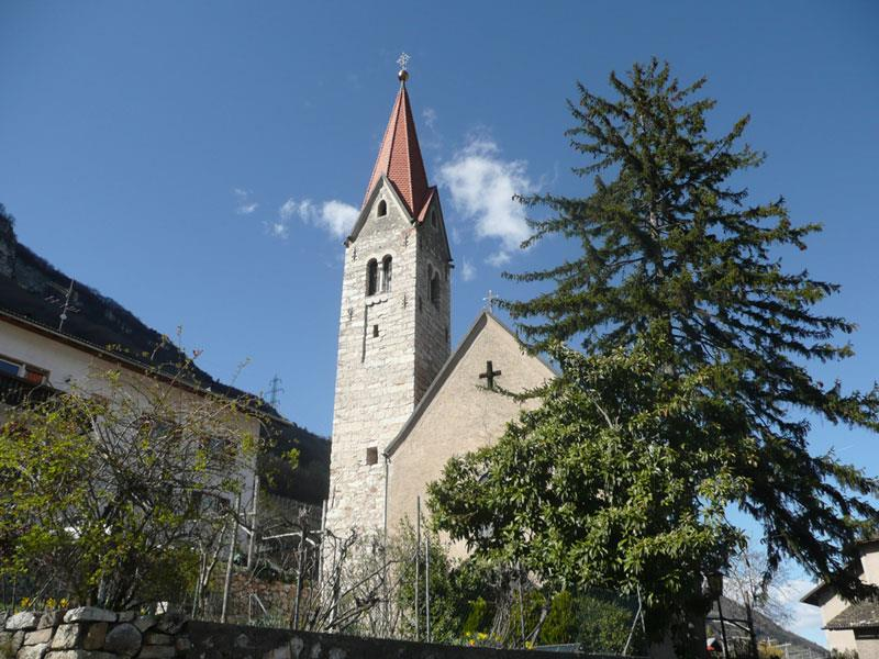 Church St. Joseph in Ronchi - Rungg