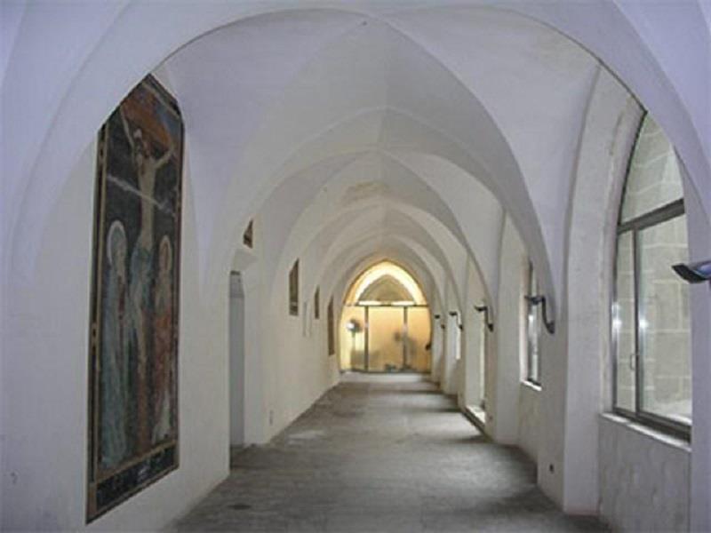The Cloisters of the Poor Clares