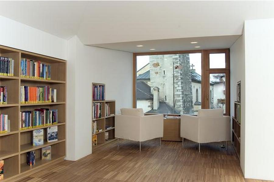 Bibliothek Barbian