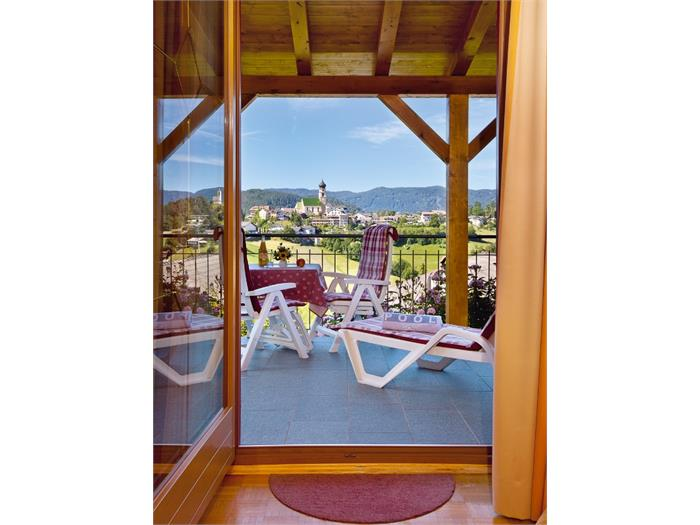 Appartements with terrace with panoramic view
