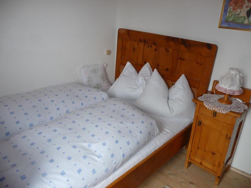 Zimmer mit Hüttenambiente