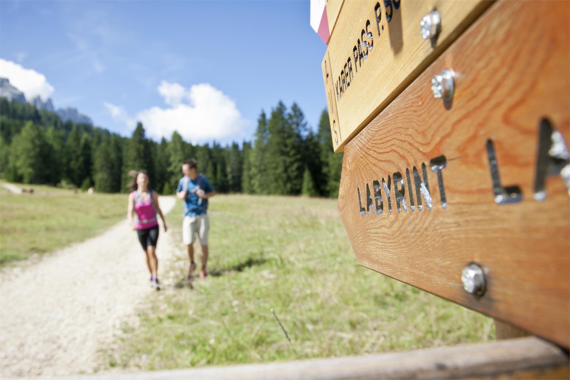 Sentiero delle Perle in Alto Adige