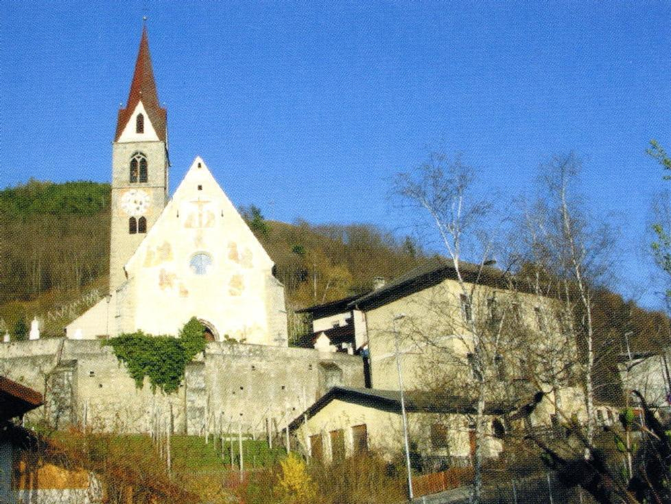 Kirche St. Hermagores in Albeins