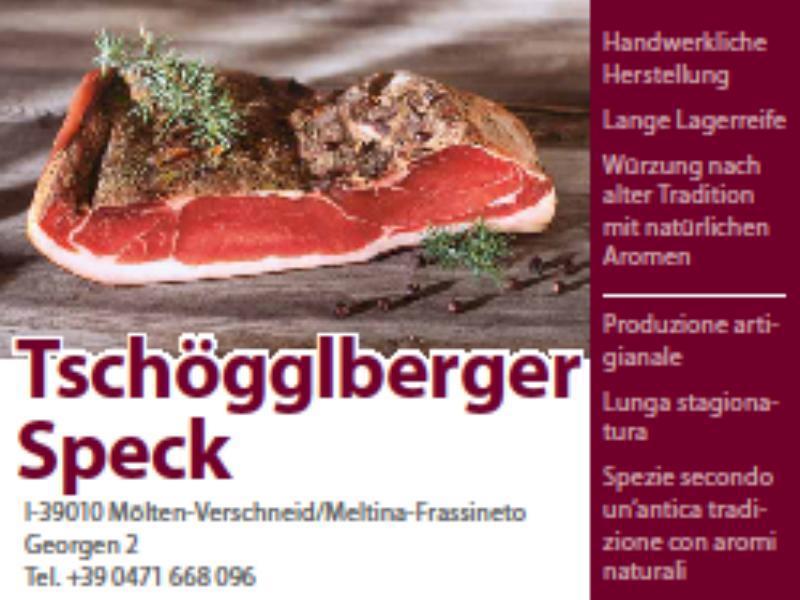 Tschögglberger Speck