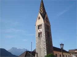 Torre pendente di Barbiano