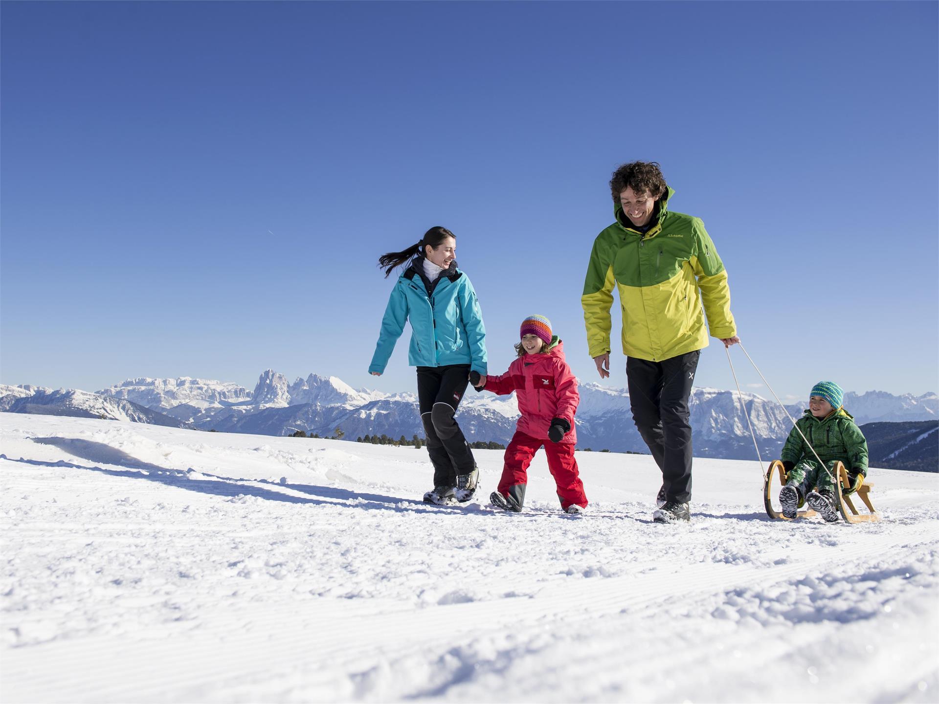 Winterwanderung: Gasserhütte - Stöfflhütte