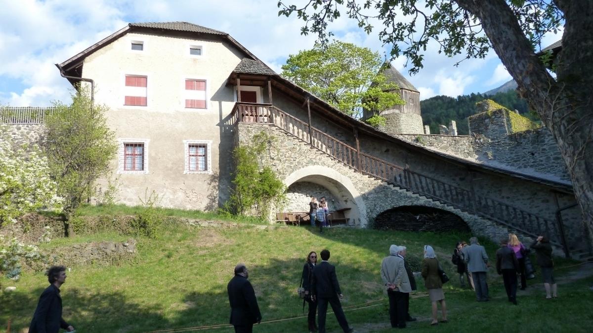 Castel Summersberg a Gudon/Gufidaun