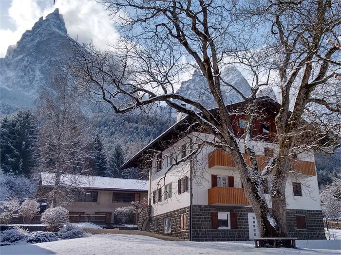 Apartment Nucis - Winter
