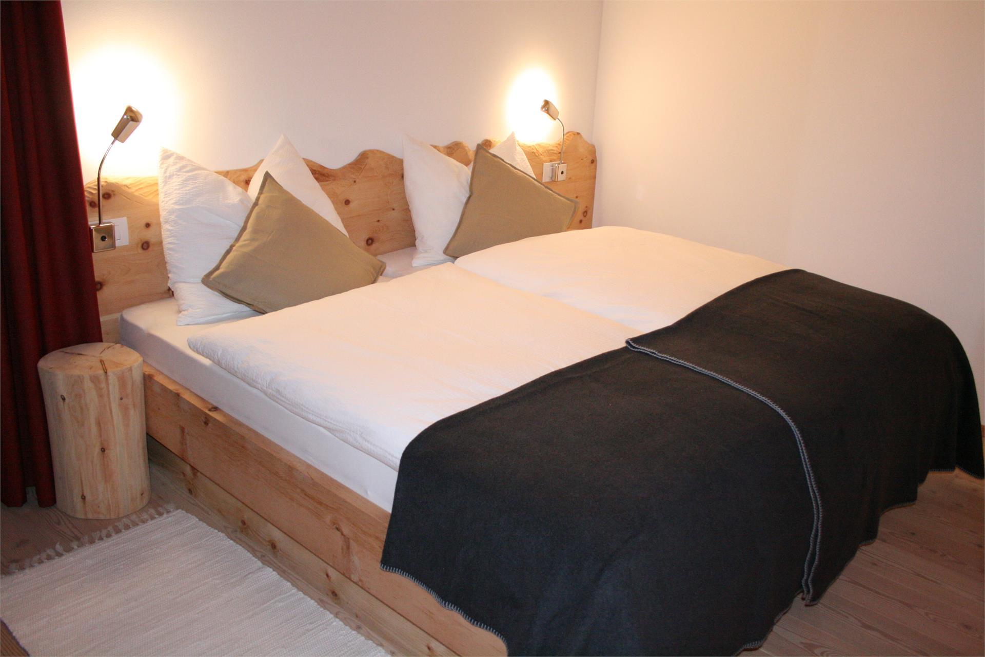 appartamento Paula - camera con due letti