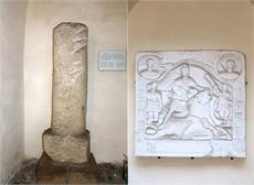 The Rosetta Stone of Mithras and Roman Milestone in the Sterzing City Hall