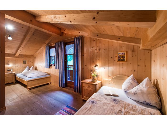 apartment Bergluft - bedroom