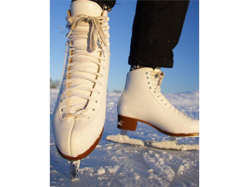 Eislaufen in St. Lorenzen