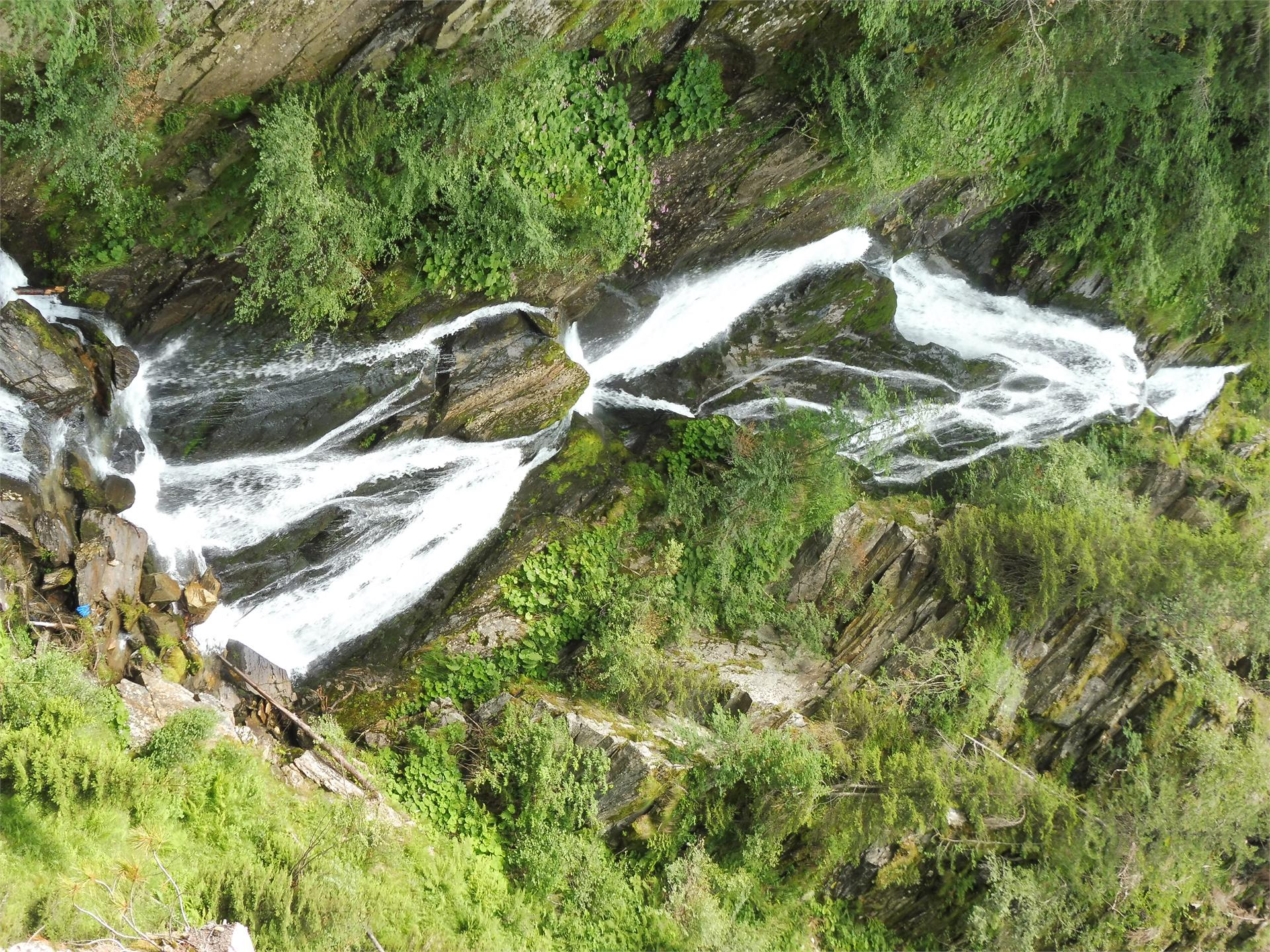 Wasserfall Gurgl