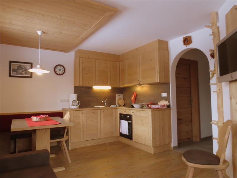Schlern - Küche