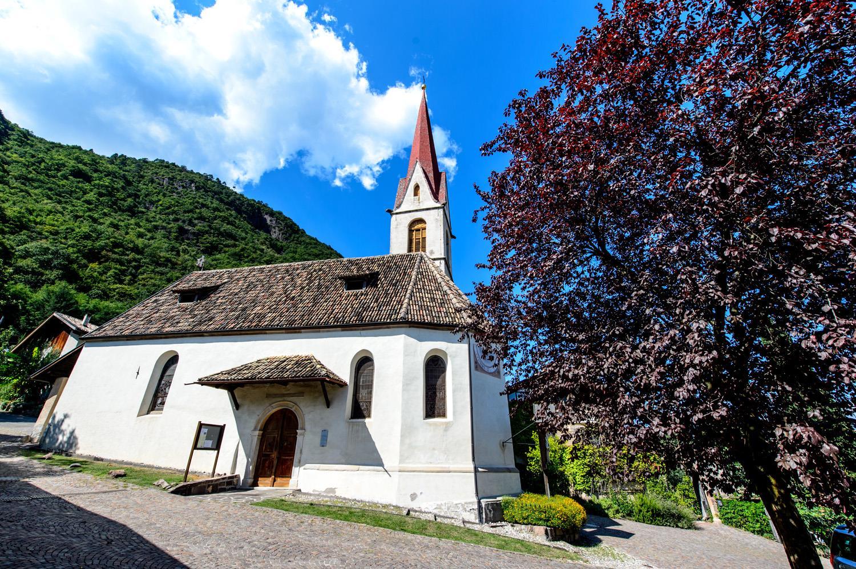 Kirche St. Johannes der Täufer in Oberplanitzing