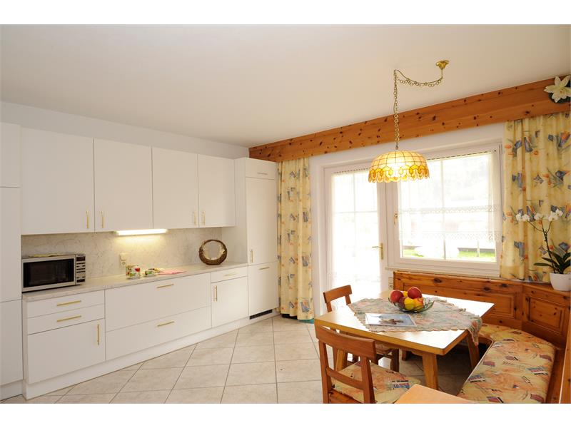 Example for kitchen in the apartment