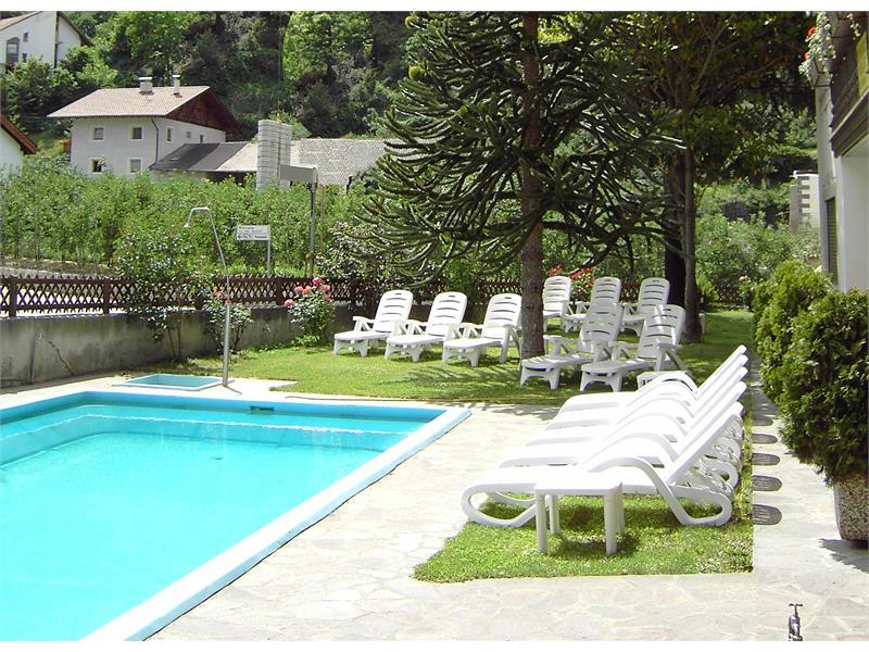 Hotel Krone - Swimming Pool