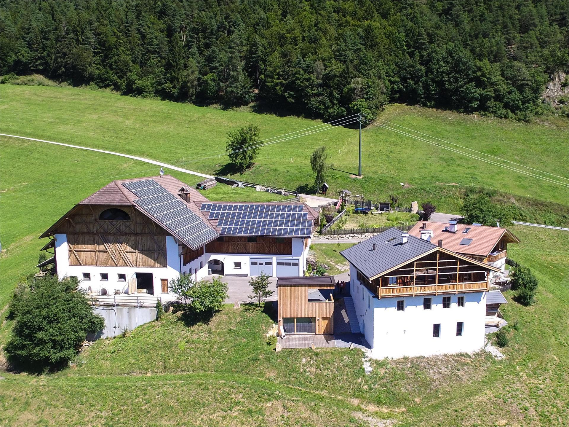Rackerterhof, Bauernhof in Wangen am Ritten