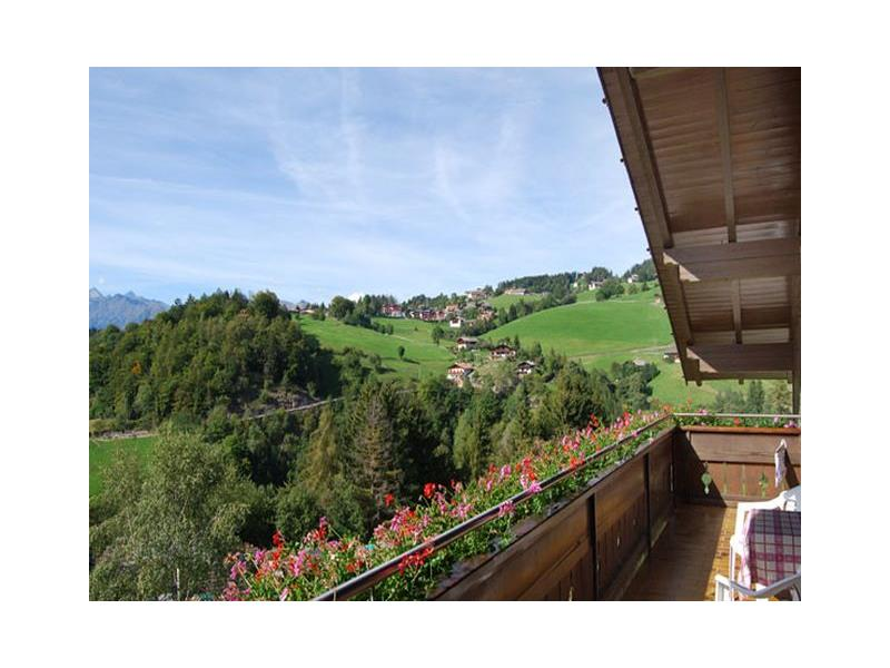Vista panoramica - Casa Bergfried