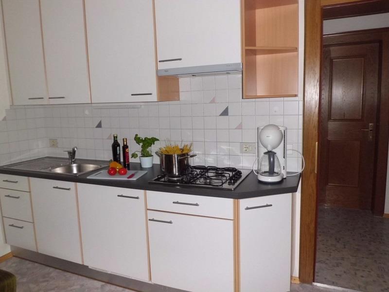 Küchenzeile im Appartement Margerite