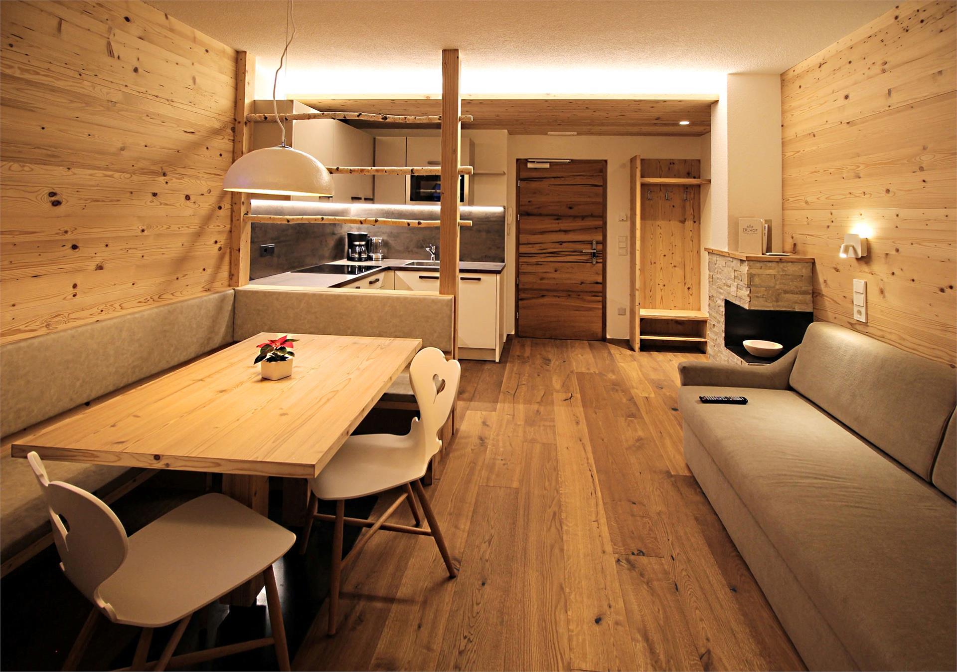 Apartment suite lodging Type B