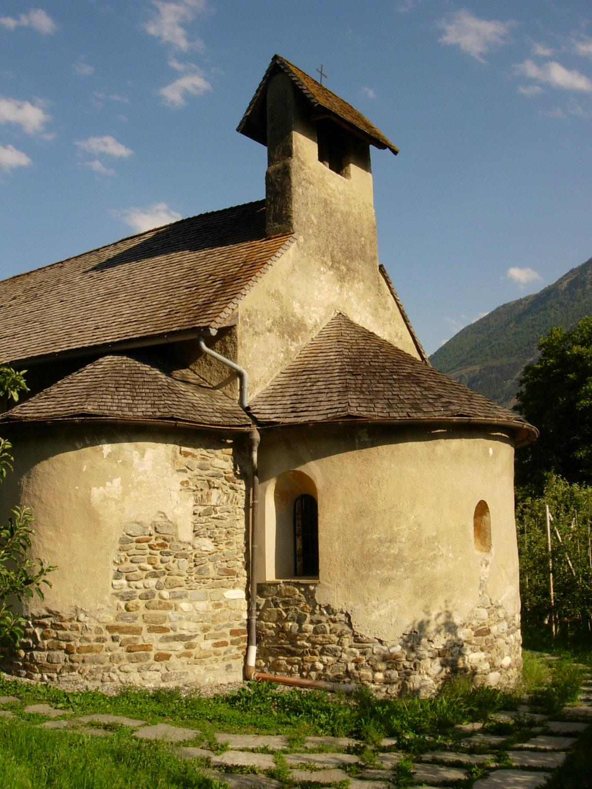 Church of San Vigilio and Biagio