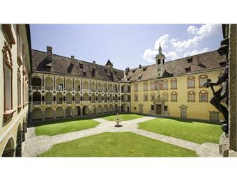 Bishop's Palace Brixen Bressanone