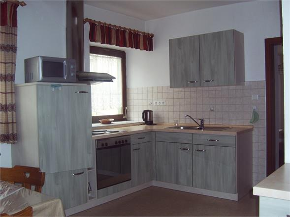 Appartment 1 Küche