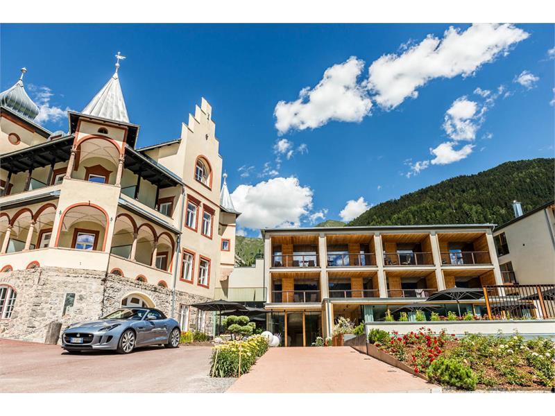 Estate Boutique Hotel Val venosta