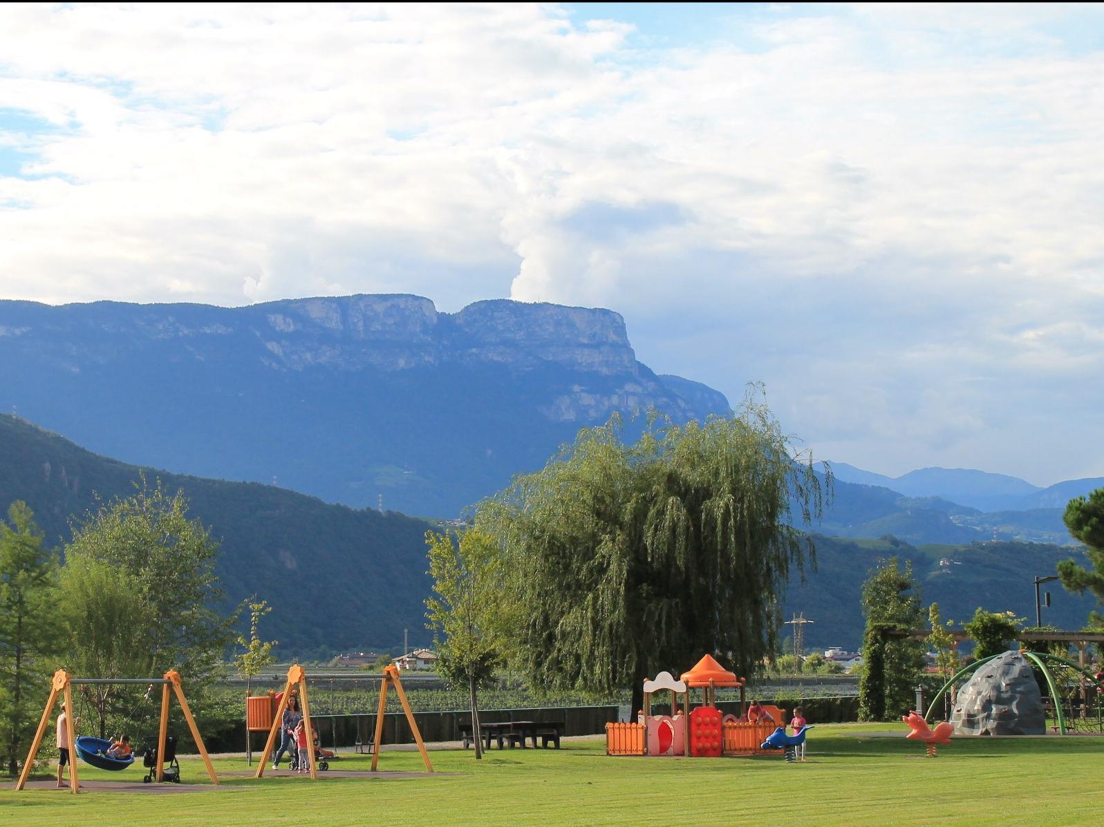 Kinderspielplatz Steinmannwald
