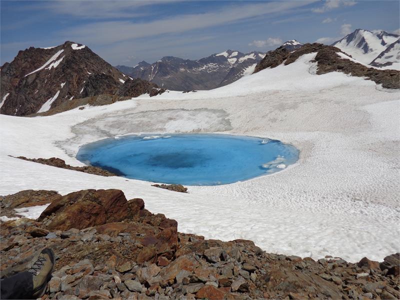 unsere Gletscher