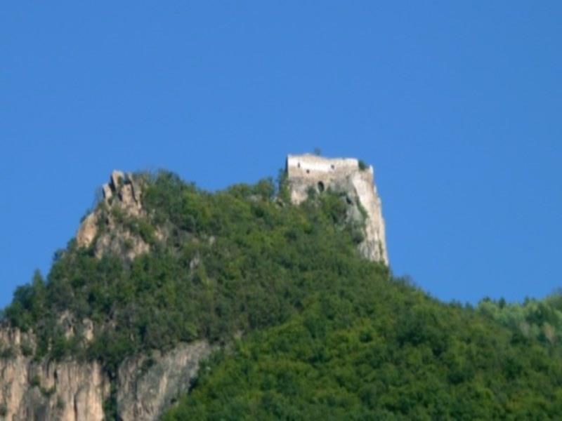 Siebeneich - Ruine Greifenstein (Sauschloss)
