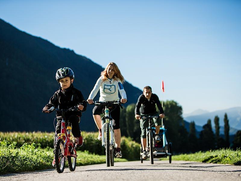 Mountainbike @ Tauferer Ahrntal/Valli di Tures e Aurina