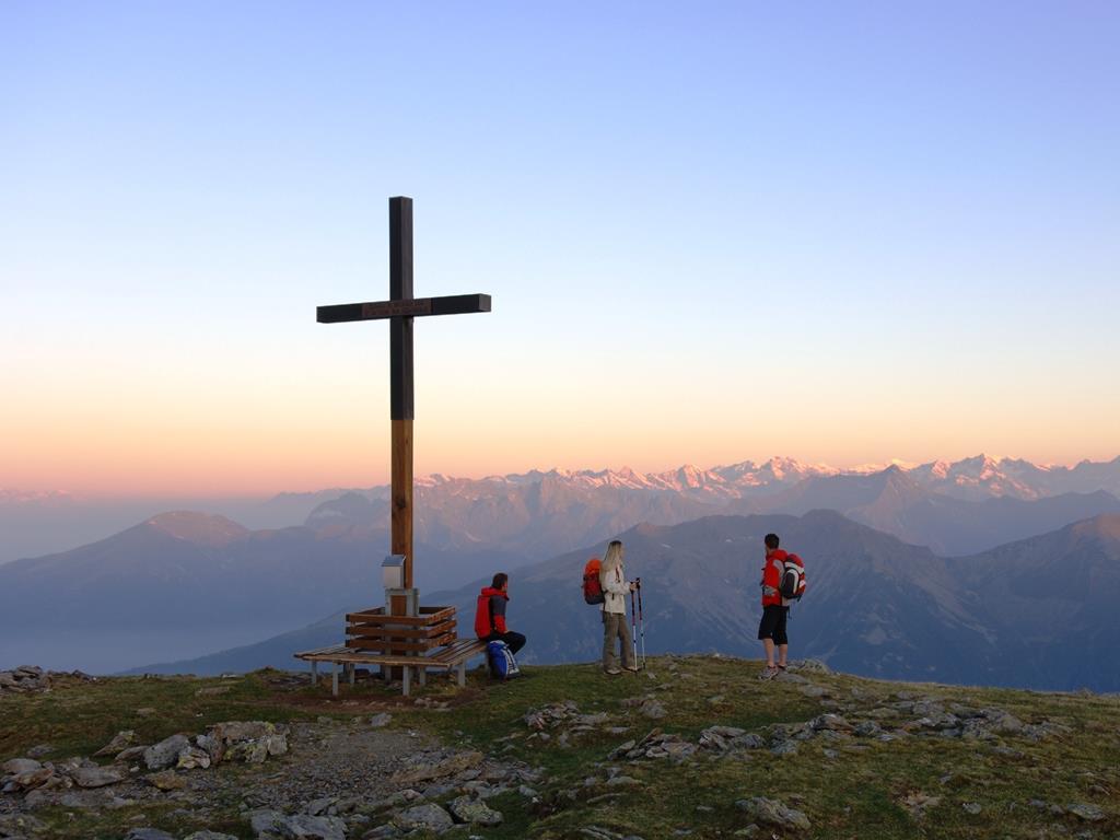 Gran giro del Kreuzjoch/die große Kreuzjochrunde
