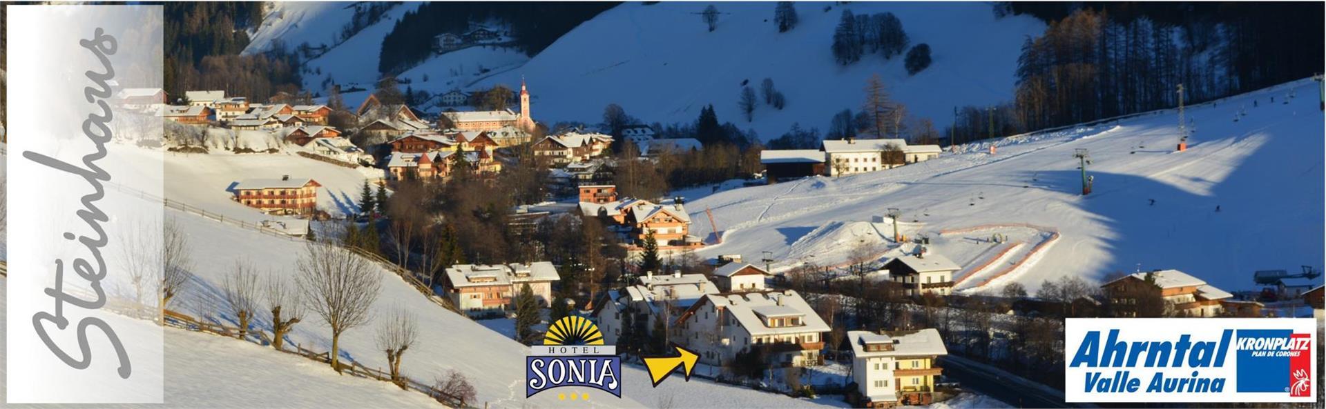 subito vicino ai impianti ski