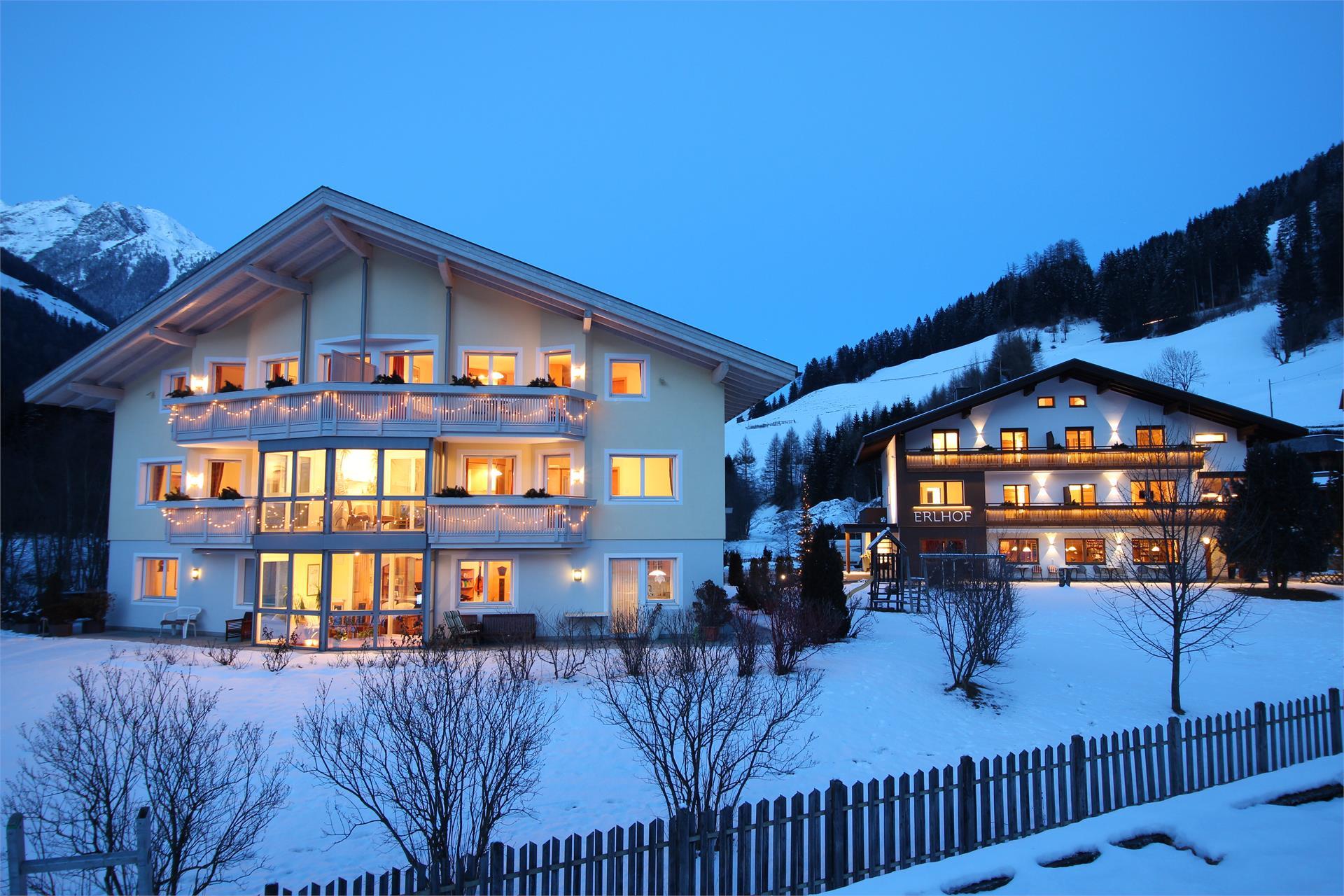 Appartement Hotel Erlhof