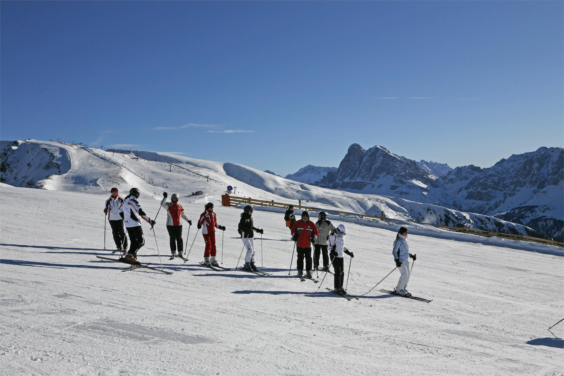Ski and Snowboardschool Plose