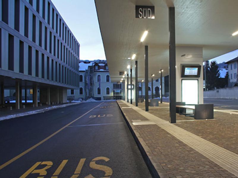Busbahnhof Brixen