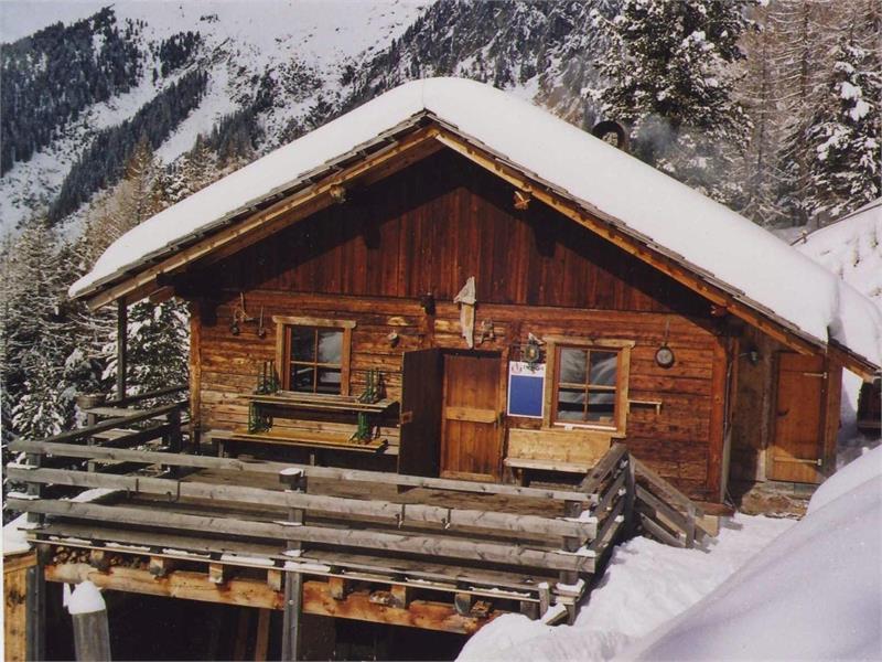 Malga Steinzger Valle Anterselva