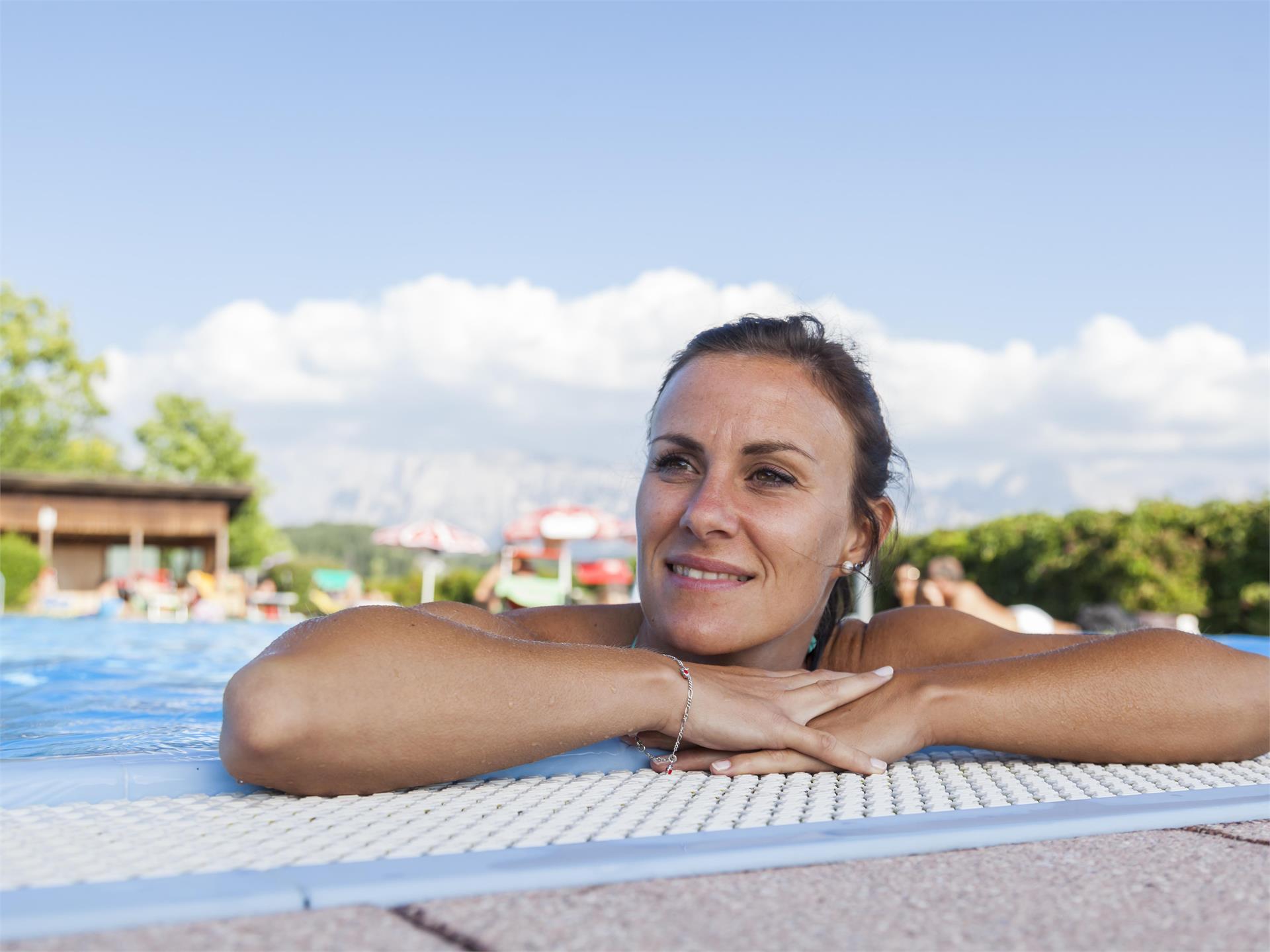 Schwimmbad Klobenstein am Ritten
