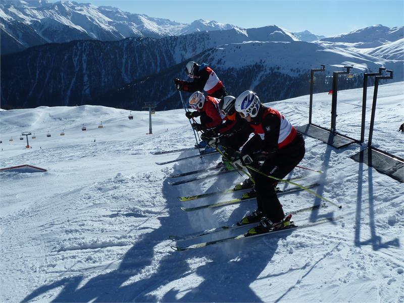 Skicross Piste