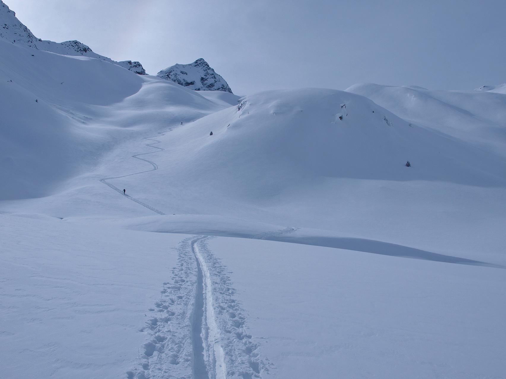 Skitour zur Maurerspitze