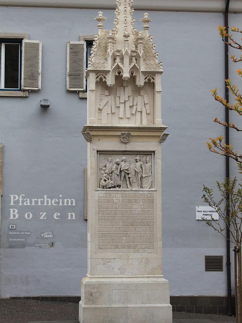 Peter-Mayr-Denkmal
