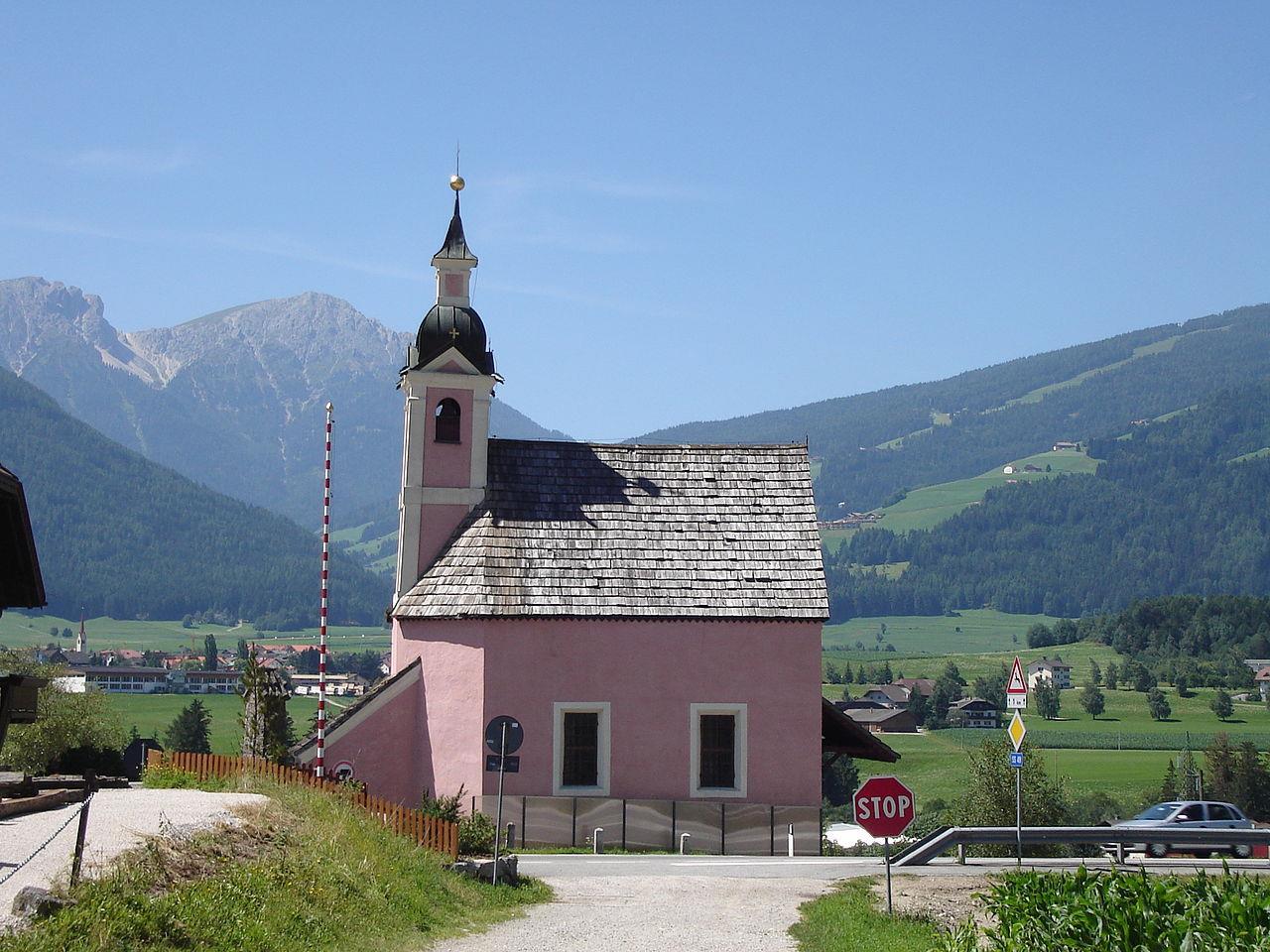 Cappella S. Antonio - Rasun di Sotto