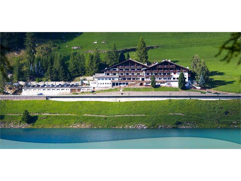 Mountain Lake Hotel Vernagt