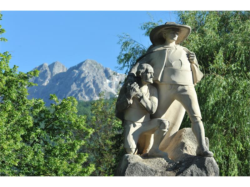 Monumento a Peter Sigmayr