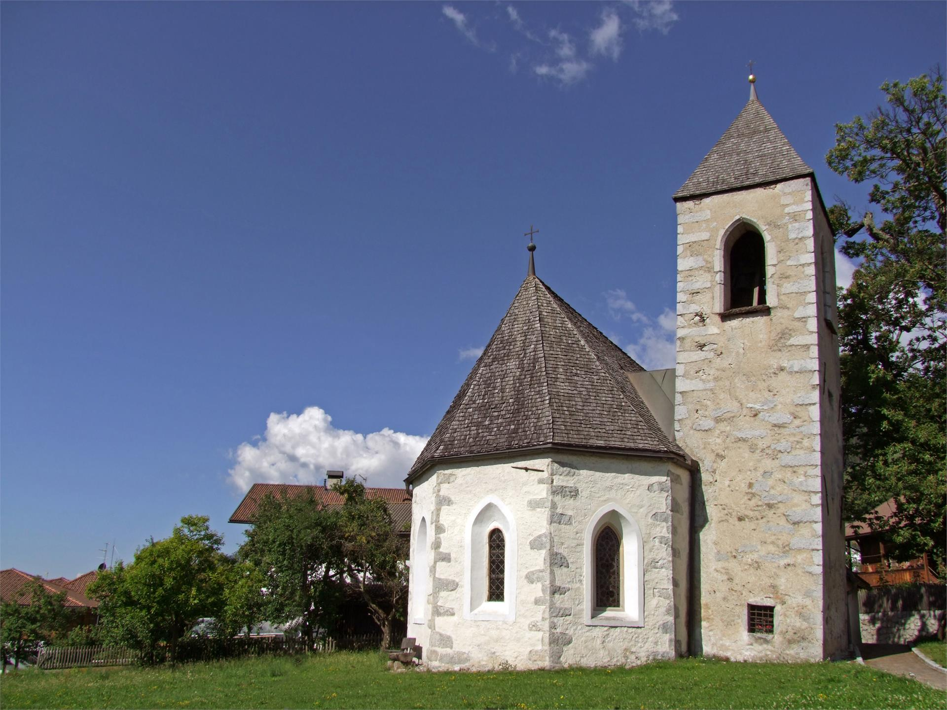 St. Laurentiuskirche in Feldthurns