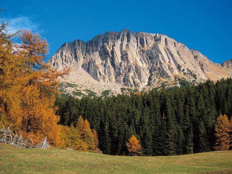 Climb: Sarner Scharte