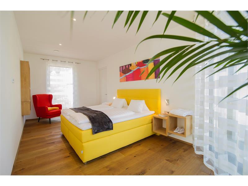 Zimmer mit eigener Terrasse oder Balkon - sowie Luxusbad