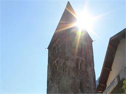 Turm der alten Magdalenakirche
